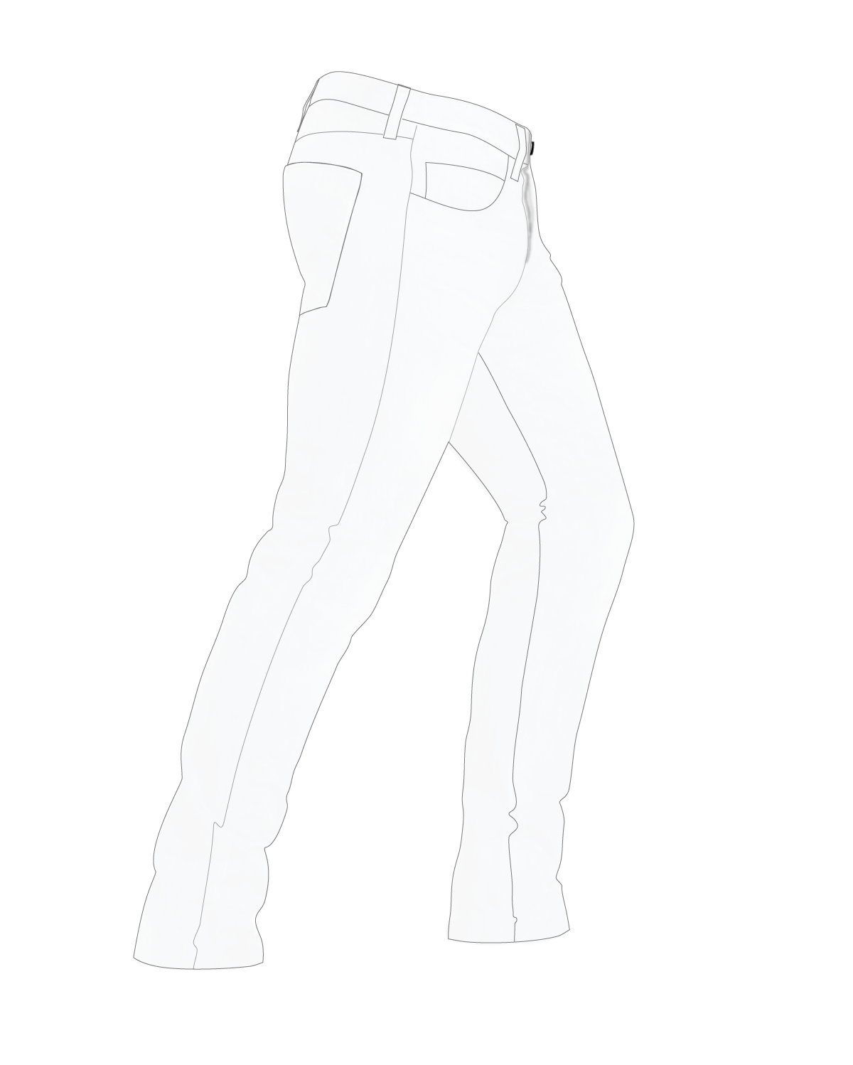 Jeans beinfor Jeanscut